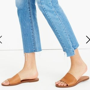 Madewell Shoes - NWT Madewell Broadwalk Post Slide Sandal Size 8.5